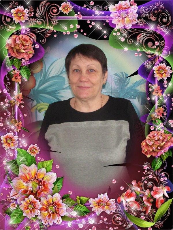 Платонова Антонина Николаевна
